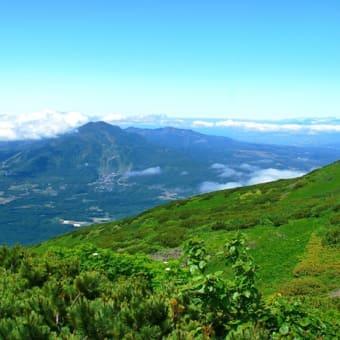 羊蹄登山(えぞ富士)