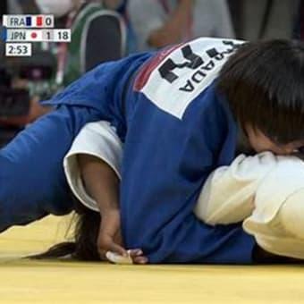 柔道女子の浜田尚里が金メダル激戦の78キロ級制す