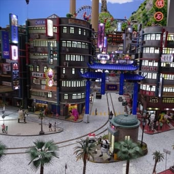 「瑱石門市街地」/small worlds TOKYO
