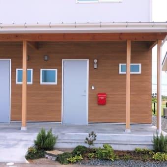 『 NAGI sotobo (Nagaya shop/Apartment®128/Guest House/Isumi) 』。のApartmentⓇ128-3は、昨日無事にお引渡し完了!!です。