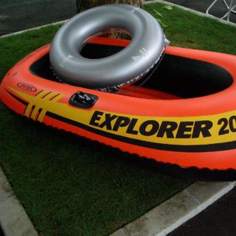EXPLORER 200・・・?