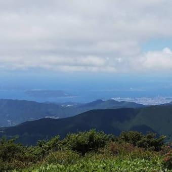埋め合わせ歩荷 in 雷山~井原山