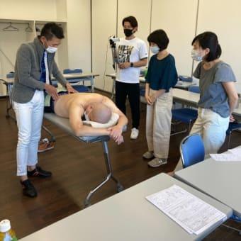 経絡治療学会新潟部会にお招き頂きました。