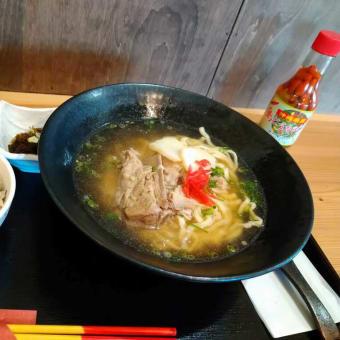 つくばの沖縄飯