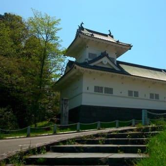 青葉山公園(仙台城)へ行ってきました。