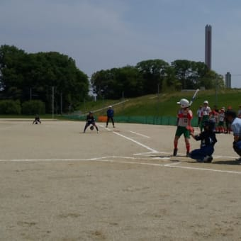 上尾市スポーツ少年団市長杯ソフトボール大会