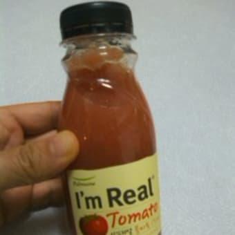 I'm REAL トマト+冬伯@松原商店街