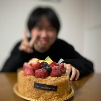 Yuさんの誕生日