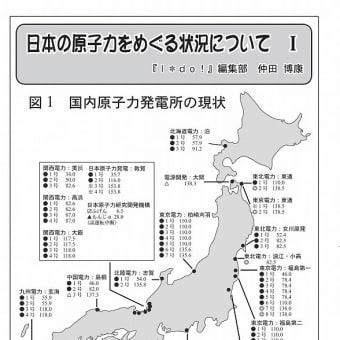 国内原子力発電所の現状(図)