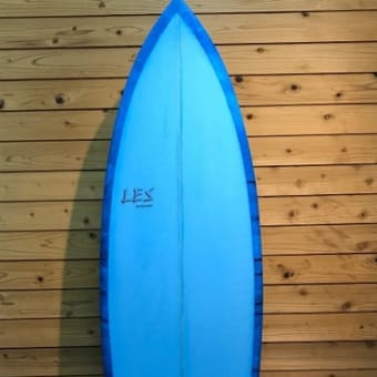 LES NEW SURF BOARD ★