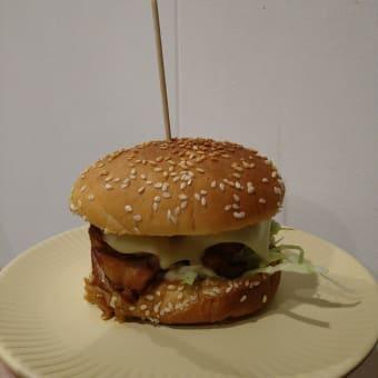 おいしい食材でハンバーガーつくり♪