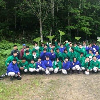 2019.06.06 一学年森林探訪