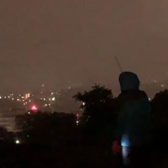 第1,141回板橋ロールコール神奈川県横浜市栄区小蓋山(こぶたやま)60m2019年4月30日(祝火)23:00夜間版
