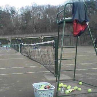 お久しぶりのテニスでした。