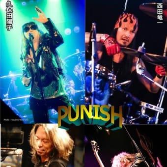 PUNISH Autumn Tour 2019 西日本