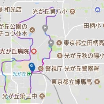 東京近郊でフォト・オリエンテーリング!第2弾「光が丘」