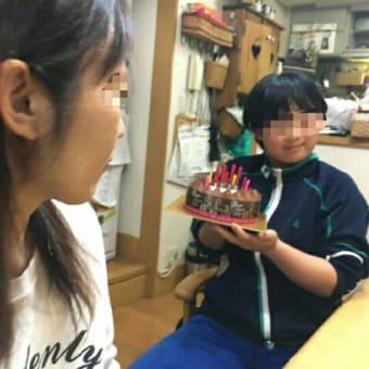 ママの誕生日