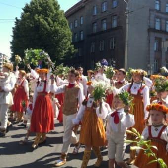 Dziesmu un Deju svetki ー 歌と踊りの祭典  その3