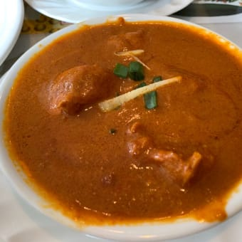 溝の口の雄「インド料理のシャグン」