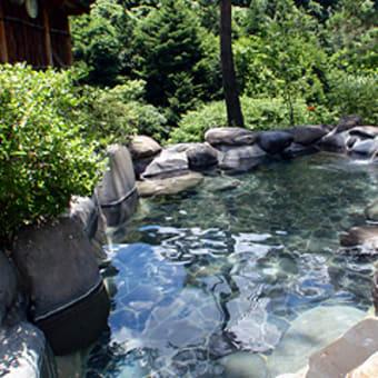 扉温泉 桧の湯