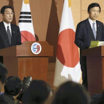 安倍総理は韓国に騙されたふりをしているかも