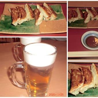 今日の晩ごはんは「千寿の湯」で生ビールを飲んだ後、しめさばで家飲み📷街角ぶらり旅01-25