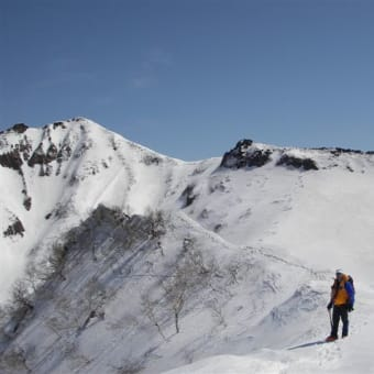 登山家・・・同級生H・I・・2