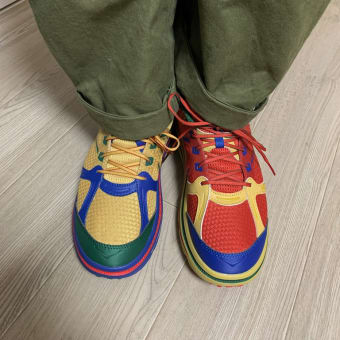 HOKA ONE ONE × Engineered Garments BONDI B