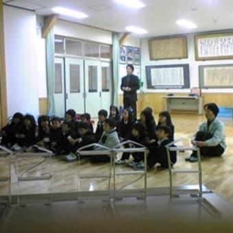 今年度最後の奈良県耐震出前授業