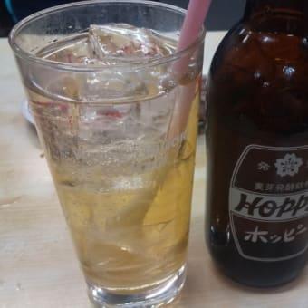 北千住で昼飲み出来る昭和の大衆酒場