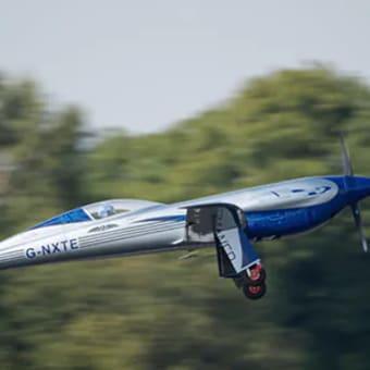 ☆ロールスロイスのユニークな全電動航空機スピリットオブイノベーションを見る