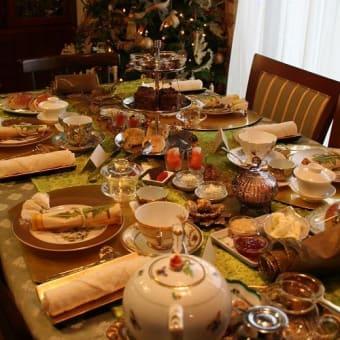 Tea Lesson  December 2009