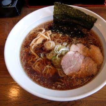 らーめん 夢いろは@札幌市白石区 「醤油ラーメン」