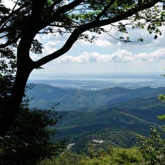 2012/08 筑波山に行く。