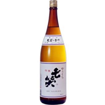 【長野県】七笑酒造株式会社の地酒『清酒 七笑 辛口 1.8L』📷ぶらり旅いい酒2021-5-7