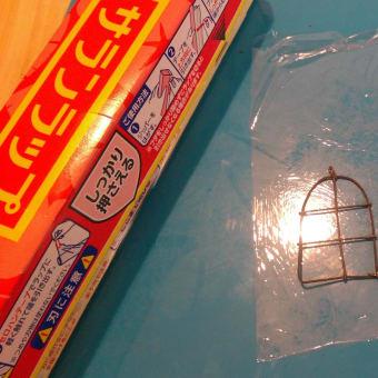 .゜ヽ(*´∀`)ノ゜.:。DIYティッシュのケース♪♪おうちの形でめっちゃ可愛い^^☆レジン初体験