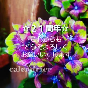 母の日お礼