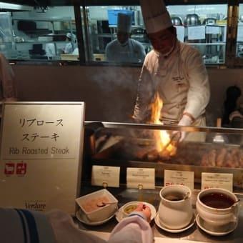 東武ホテル 夕食