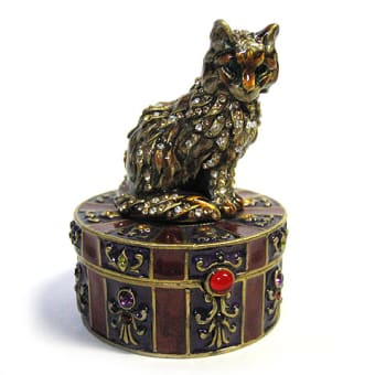 ジェイ・ストロングウォーターの猫の小箱