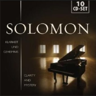 ベートーベン:ピアノ協奏曲第3番ハ短調op.37 by ソロモン(p)&メンゲス/フィルハーモニア管弦楽団