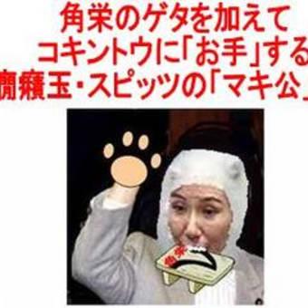 癇癪玉・スピッツ「マキ公号」の遠吠え!