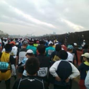 板橋cityマラソン*完走