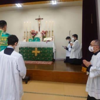 2020年9月20日(主日)前後の聖伝のミサの予定:Traditional Latin Mass for September 20, 2020