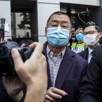 香港メディア株、一時300%超高創業者逮捕で購入呼び掛け