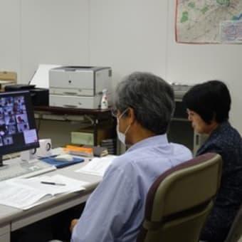 第72回理事会(オンライン会議)開催