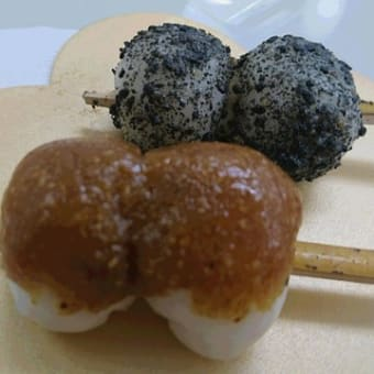 秋は和菓子が美味しいです。
