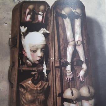 乙画廊の人形週間は 2020年3月24日(火)~30日(月)