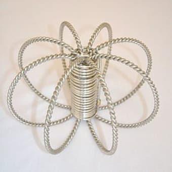 磁場調整のハーモナイザーを作ってみました。