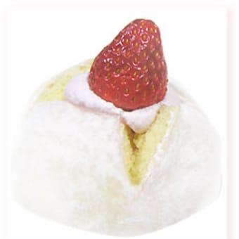 いちごのもちもちケーキ@Famima¥190/って、もちもち しないじゃん