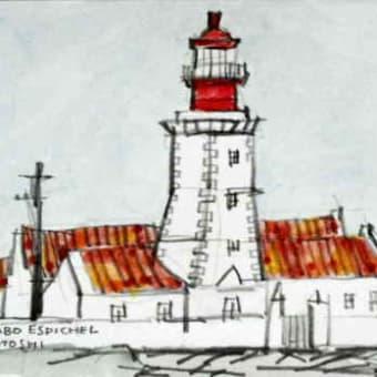 2208. エスピシェル岬灯台